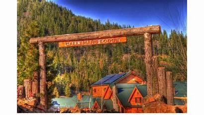 Lodge Callahans Oregon Ashland Historic