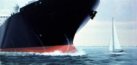 Big Boat Collisions by Avoiding Ship Collisions Maryland Sea Grant
