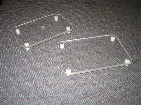 acrylic clear prismatic lighting panel custom plastic tank fabrication sheet engineering