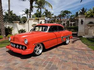 1954 Chevrolet Bel Air For Sale In Pompano Beach  Fl