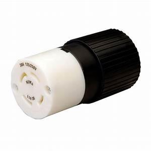 Reliance Controls Twist Lock 30 250