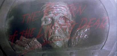 Dead Return Living Movie Zombies Horror 1985