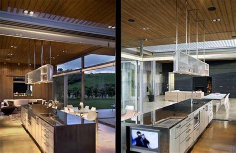omaha beach house design  xsites architects interior