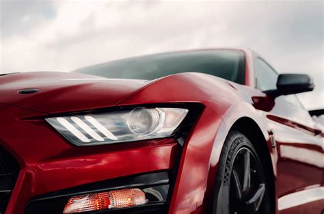 2019 Shelby Gt500 Revealed As Fastest Road-going Ford