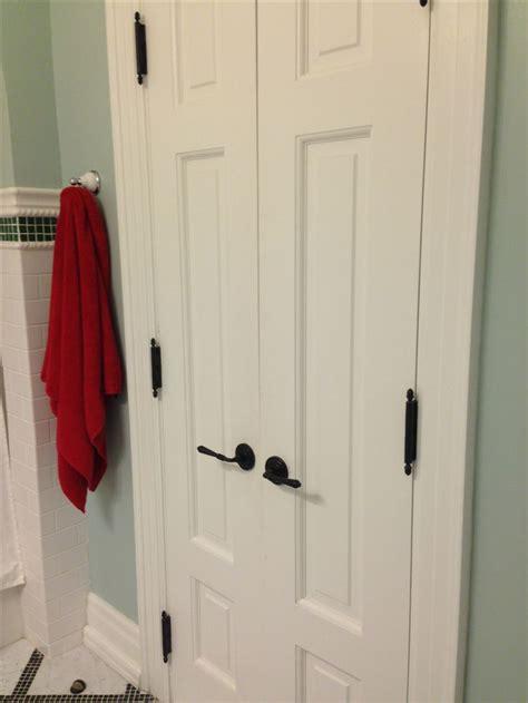 Amazing Design Bathroom Closet Door Ideas Curtain Designs