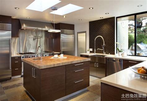 beautiful kitchen designs for small kitchens 厨房岛台效果图 土巴兔装修效果图 9084