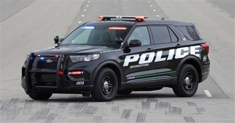ford police interceptor utility quick drive  long