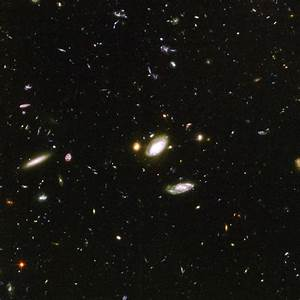 Hubble Telescope Deep Field - Pics about space