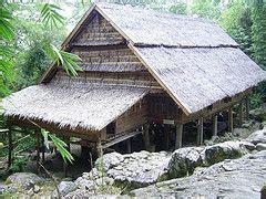 Model Rumah Kayu Adat Bugis