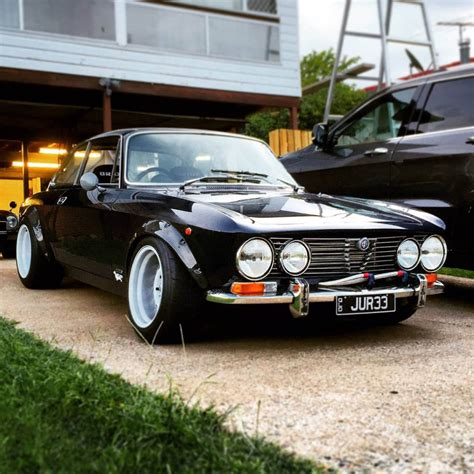 Alfa Romeo 105 With Nissan Sr20 Engineswapdepotcom