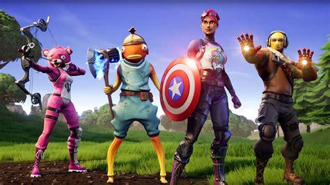 fortnite avengers endgame challenges  rewards revealed