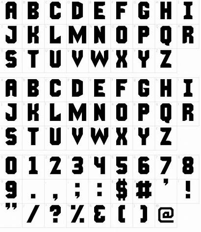 Font Manly Jack Fonts Bronw St Characters