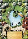 Small Garden Design Plans With Stunning Sketch Wooden japanese garden designs and layouts