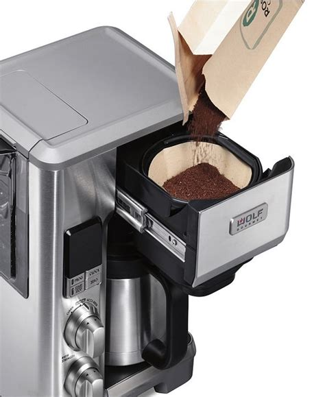 Check out the bet automatic drip coffee makers today. Wolf Gourmet Automatic Drip Coffee Maker & Reviews - Coffee Makers - Kitchen - Macy's