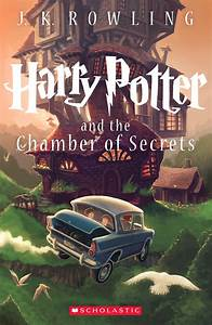 New Special Edition Cover Of Harry Potter And The Chamber