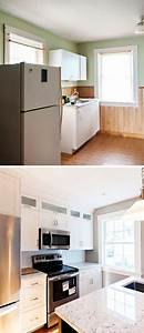 small kitchen makeovers pictures small kitchens 1655