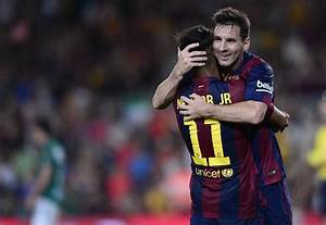 """Messi: """"Neymar will soon become the best player in the World"""""""