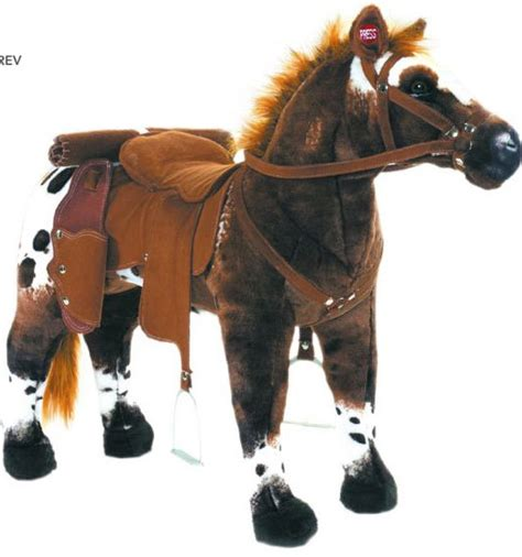 peluche cheval  monter anglo arabe