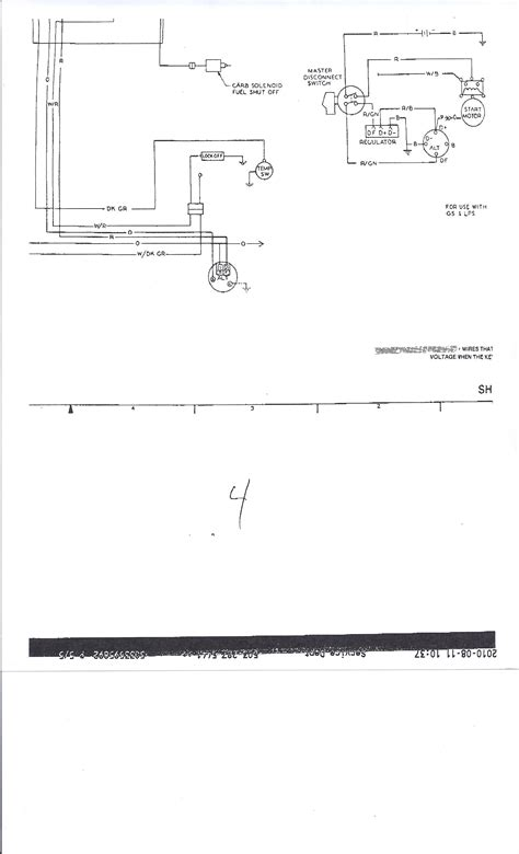Need Wiring Diagram For Cat Forklift