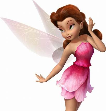 Rosetta Tinkerbell Fairies Disney Friends Bell Fairy