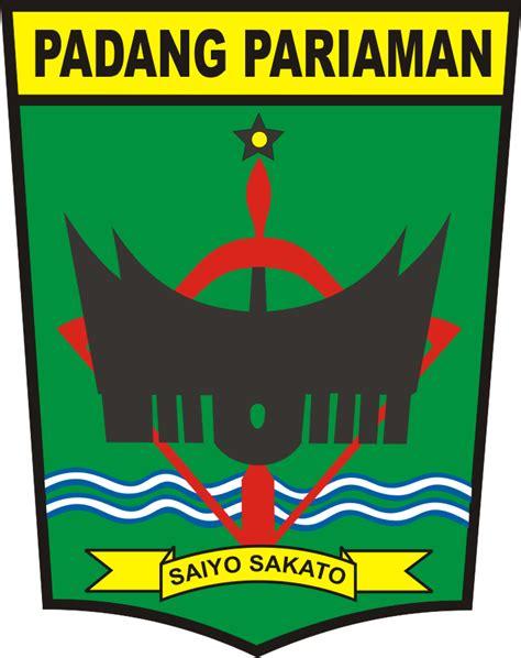 logo kabupaten padang pariaman ardi la madis blog
