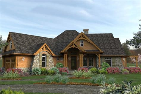 20 style homes from some craftsman style house plan 3 beds 2 5 baths 2091 sq ft