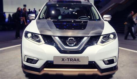 nissan x trail next generation 2020 2019 nissan x trail will get its hybrid engine
