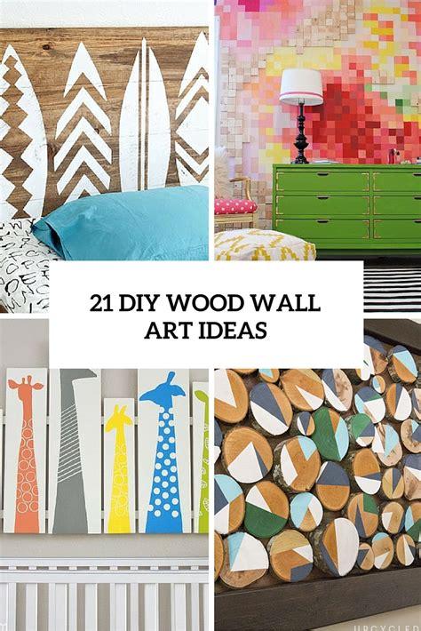 diy wood wall artwork pieces   space  interior decor blog