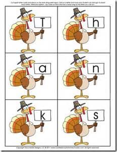 thanksgiving preschool printable pack free