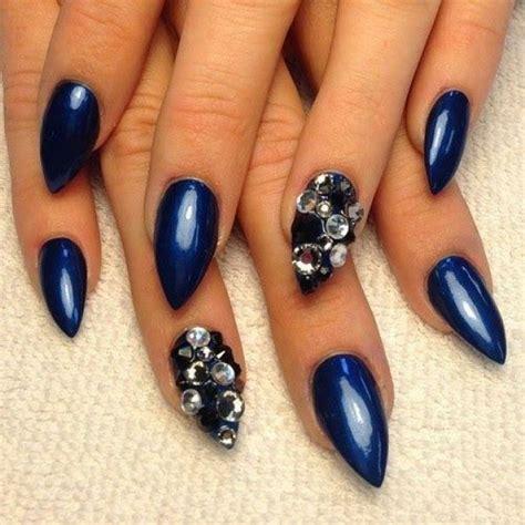 eye catching prom nail designs