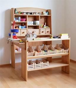 Kaufladen Selber Bauen : kivioq kaufladen aus massivholz in malsch holzspielzeug ~ Michelbontemps.com Haus und Dekorationen