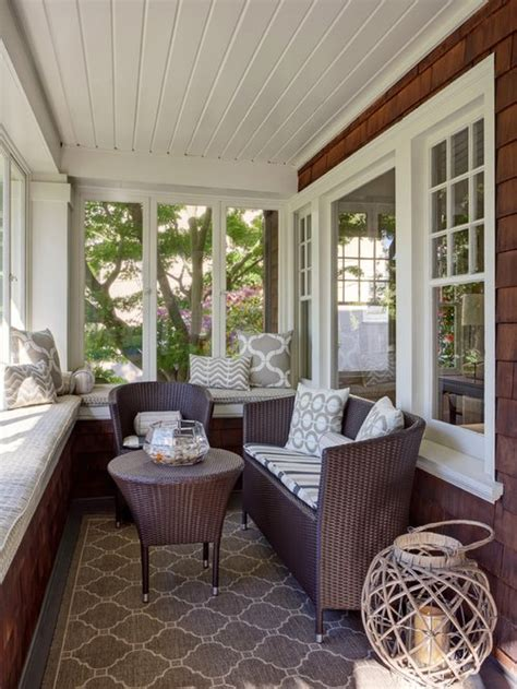 small sunroom design ideas remodels  houzz