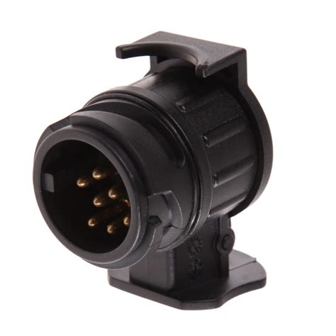 12v 13 to 7 pins plug adapter electrical converter truck