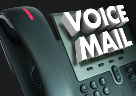 leave  professional voicemail message thm group