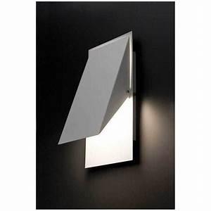 Applique Murale Moderne : applique murale de style moderne blanc54 63167 luminaire ~ Teatrodelosmanantiales.com Idées de Décoration