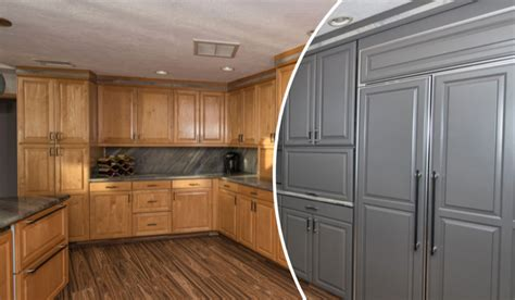 Cabinet Refacing Service  Nhance