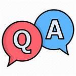Qna Icon Question Feedback Chat Answer Matrikulasi
