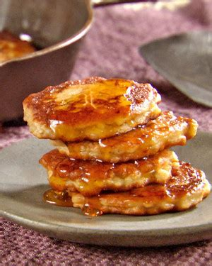 banana fritters recipe video martha stewart