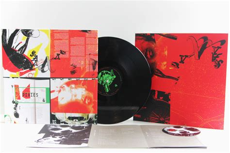 Vaughan Olivers Artwork For New Pixies Album Head Carrier