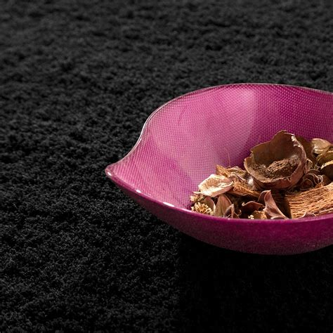 tappeti x salotti tappeto shaggy micro poliestere per salotti elegante
