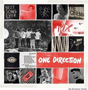 "One Direction ""Best Song Ever"" Cover Revealed, Including ..."