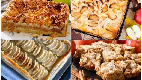 Ābolu plātsmaizes: 10 kārdinošas receptes, ko izmēģināt ...