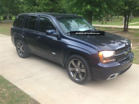 2008 Chevrolet Trailblazer Ss With And Ss