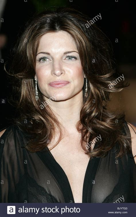 Stephanie Seymour Vanity Fair Oscar Party Mortons