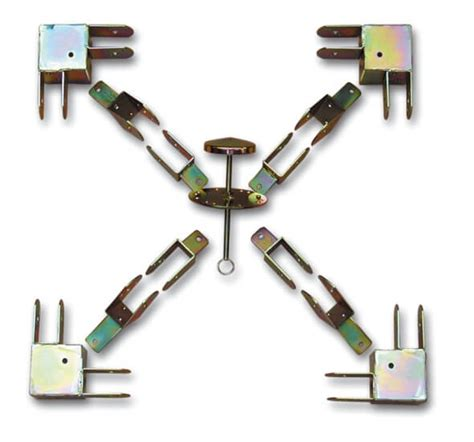 strutture per gazebo ferramenta in kit per gazebo quadrato 2