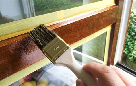 Holz Streichen Innen by Holzfenster Streichen Anleitung In 7 Arbeitsschritten