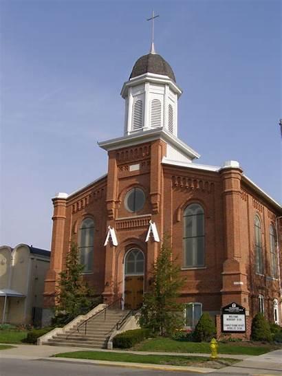 Christian Church Churches Indiana Wabash Religious Iphone