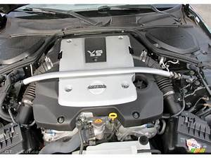2008 Nissan 350z Touring Coupe Engine Photos