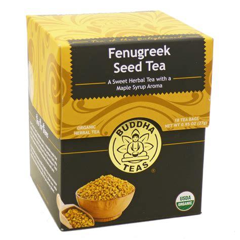 Fenugreek Seed Tea By Buddha Teas 18 Tea Bags