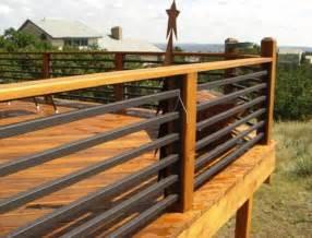 horizontal deck railing pictures home design ideas best